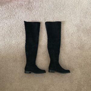 Stuart weitzman Hilo thigh high suede boots